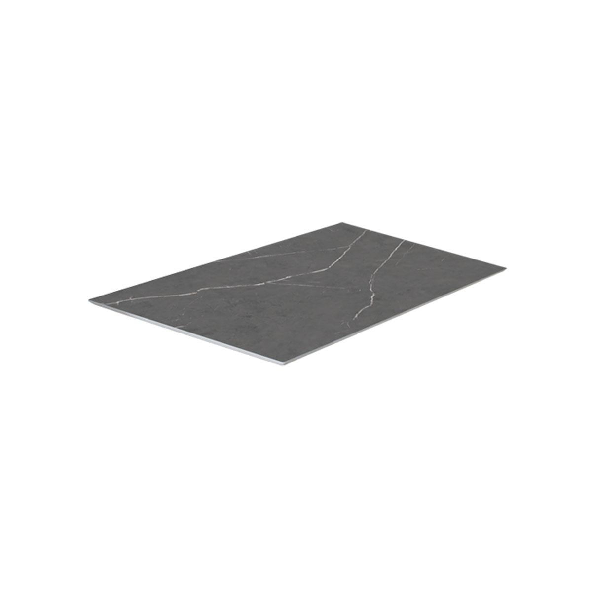 Vanity Top 12mm - Pietra Grey - Shark Nose