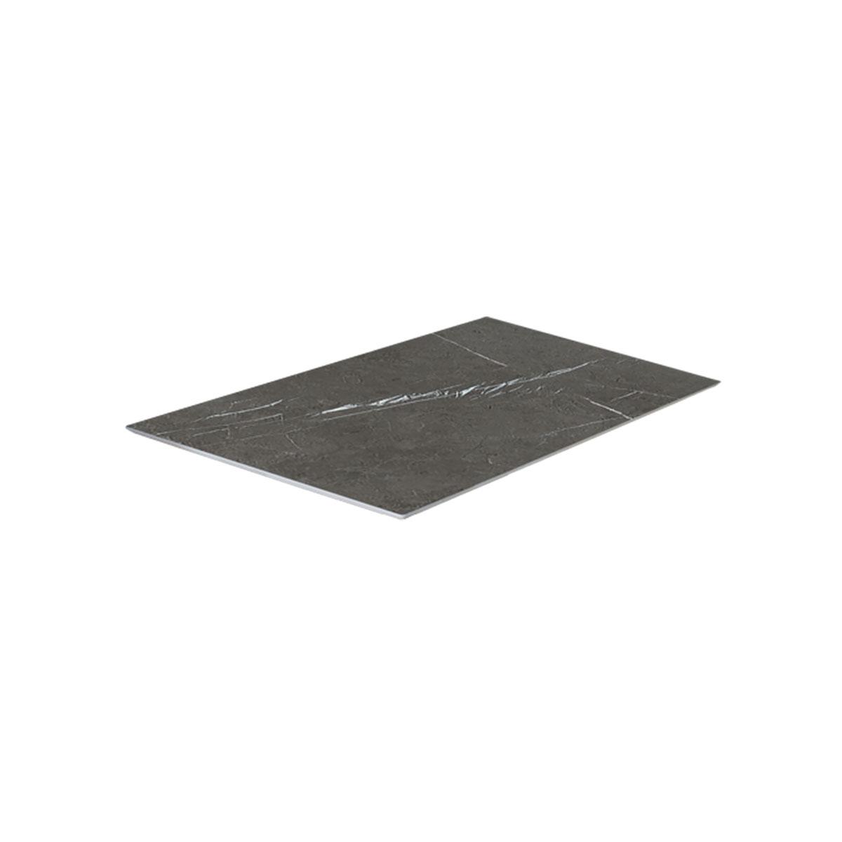 Vanity Top 12mm - Pietra Grigia - Shark Nose